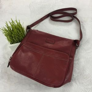Relic Crossbody/Shoulder Bag Red